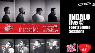 Robi Presents Foorti Studio Sessions with INDALO