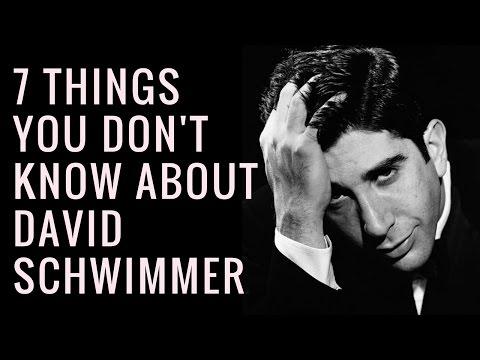 David Schwimmer Facts | Interesting Facts About David Schwimmer