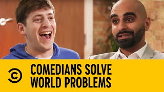 Comedians Solve World Problems - Middle East | Comedy Central UK