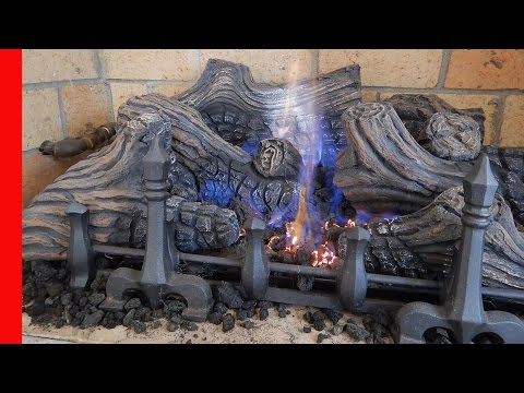 FIREPLACE BLOWER: BLOWER FOR VENT FREE GAS FIREPLACE