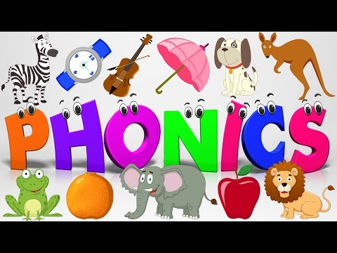Phonics Song Kids Tv Nursery Rhymes S01EP205
