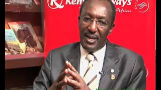 Interview with Dr.Titus Naikuni CEO Kenya Airways -  Part two
