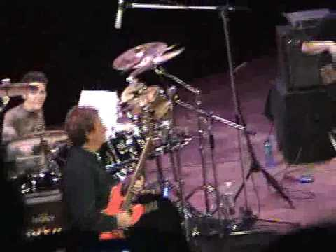 Andy Summers LIVE with Kin Rivera Jr on drums