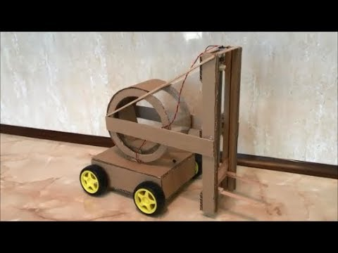 How to make RC autoloader Toyota 360 with your own hands