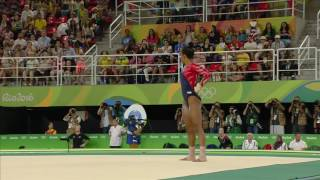 Gabrielle Douglas 2016 Olympics QF FX