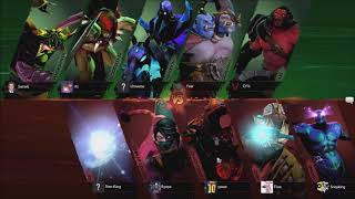 Evil Geniuses vs. VG.J Storm - Midas Mode - Game 1 - Group Stage Day 3