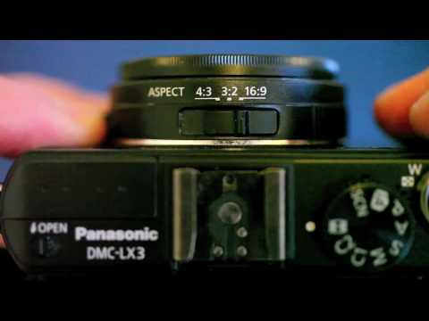 Panasonic Lumix DMC-LX3 Music Videos