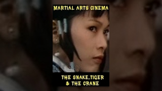 The Snake,The Tiger and The Crane