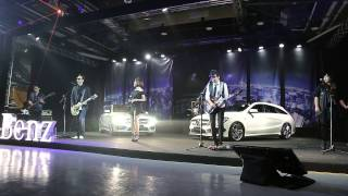 20150428Mercedes-Benz CLA Shooting Brake 發表會「小男孩Men Envy Children」樂團Part3