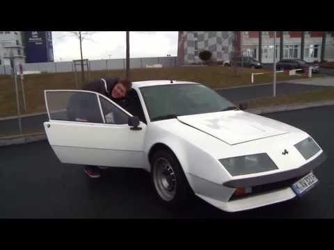 Renault Alpine A 310 - Test it