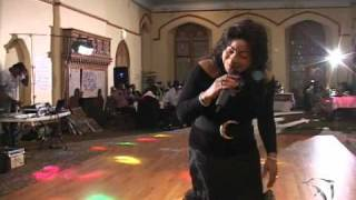 Cameroon Dance, Rosey Bush Live in Chicago, USA - Clip ONE