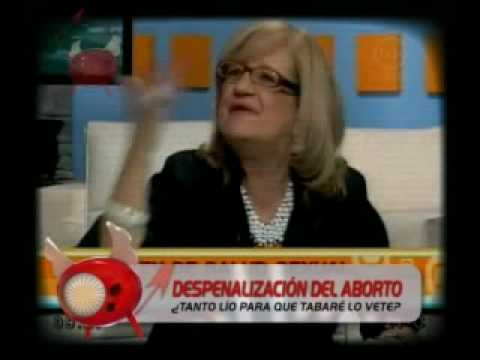 Bendita TV: Despenalización del Aborto