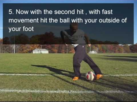 Learn Freestyle Football Tutorial 25: Hocus Pocus