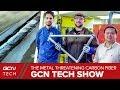 The New Metal Threatening Carbon Fiber Bike Frames   The GCN Tech Show Ep. 60