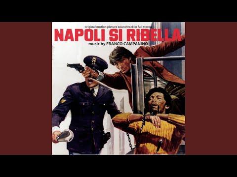 Franco Campanino Napoli Si Ribella Colonna Sonora Originale Del Film