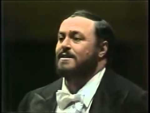 Nessun Dorma - Pavarotti, NY 1980