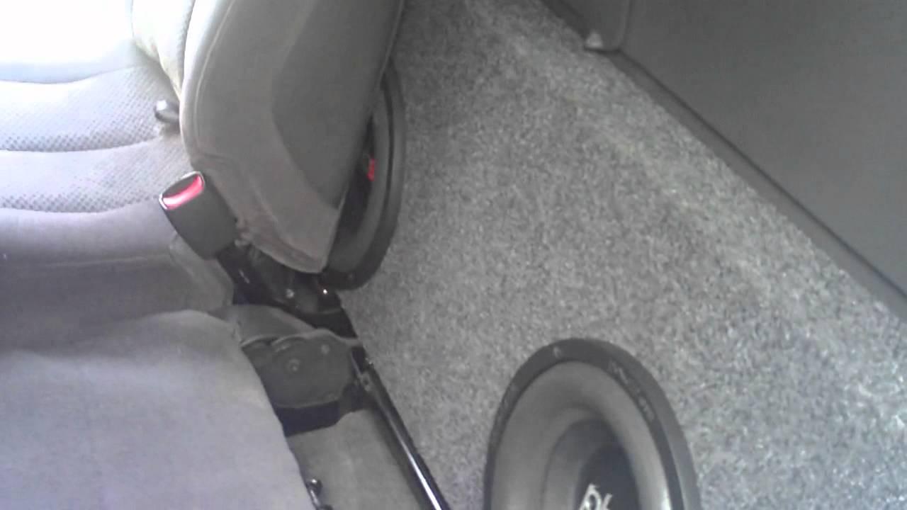 Custom Speaker Boxes For Chevy Trucks Chevy Crew Cab Speaker Box
