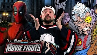Pitch a Deadpool Sequel (w/ Kevin Smith!) - MOVIE FIGHTS!