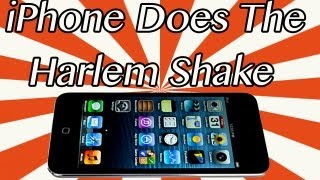 iPhone 5 Does The Harlem Shake