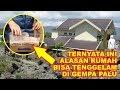 Ribuan Rumah Tenggelam Dalam Tanah Karena Liquifaksi. Simak Penjelasannya !