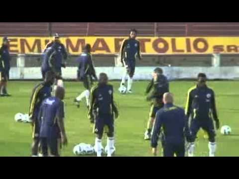 Atlético de Madrid le da la bienvenida al goleador colombiano Falcao García