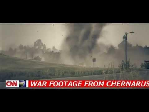 Arma 2 CNN - War in Chernarus (reedited)