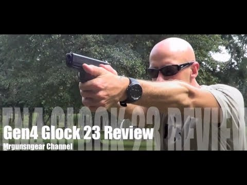 Generation 4 Glock 23 HD Review