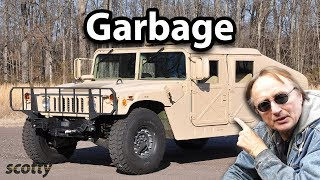 Here's Why the Hummer is Garbage