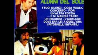 Watch Alunni Del Sole Dimenticarsi video