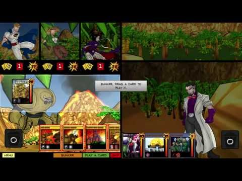 Game Play Preview - Sentinels of the Multiverse: The Video Game