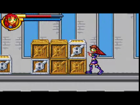 Let's Play Teen Titans (GBA) Part 02