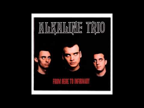 Alkaline Trio - FROM HERE TO INFIRMARY Album Review