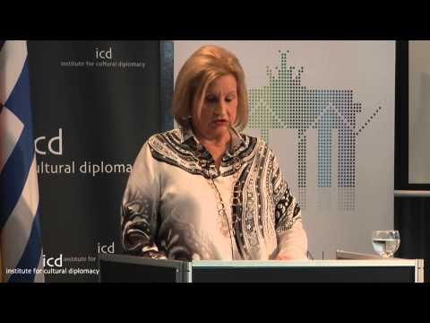The Hon. Fanny Palli-Petralia, Vice President, International Olympic Truce Foundation