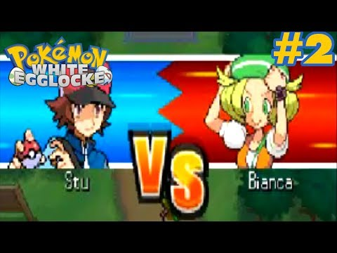 Pokémon White Egglocke - Episode 2: Blasting Bianca in Battle