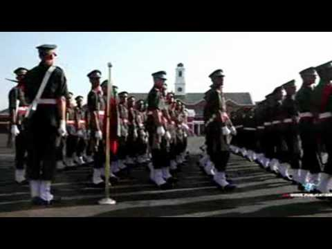 Bharat Mata Teri  Kasam - Indian Military Academy ( Ima ) Song video