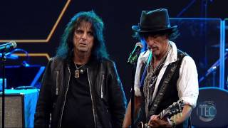 "2017 TEC Awards ""Sweet Emotion"" by Joe Perry and the Hollywood Vampires"
