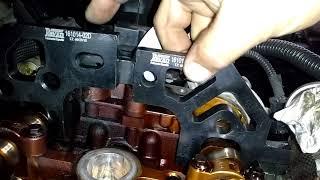 Sincronismo do motor thp Peugeot, Citroen mini Cooper