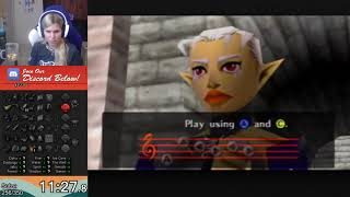The Legend of Zelda: Ocarina of Time Randomizer v2.0 in 5:12:21