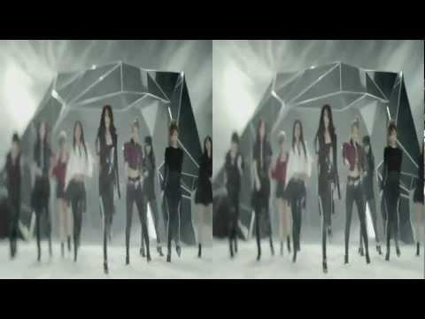 SNSD - The Boys [ENG] [HD] [3D] [HALF SBS]