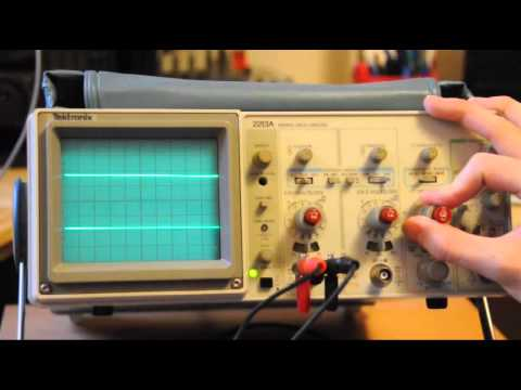 Ham Radio Tutorial - Intro To Oscilloscopes