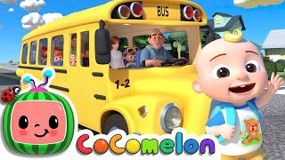 Download lagu Wheels On The Bus+ More CoComelon Nursery Rhymes & Kids Songs   CoComelon  Channel