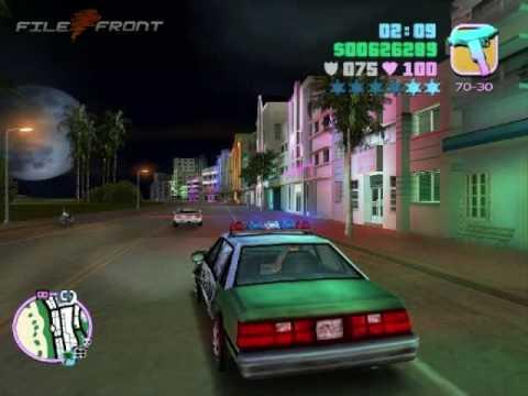 لعبة جراند فايستي GTA Vice City PC Free Download تحميل للكمبيوتر (Full) 0
