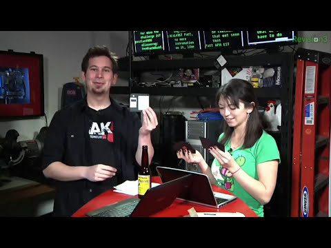 Hak5 - Writing software without a line of code, crafting packets with hping, case mod cable mangement
