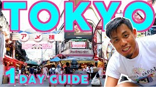 Tokyo Travel Guide | Ultimate One Day Plan for Beginners