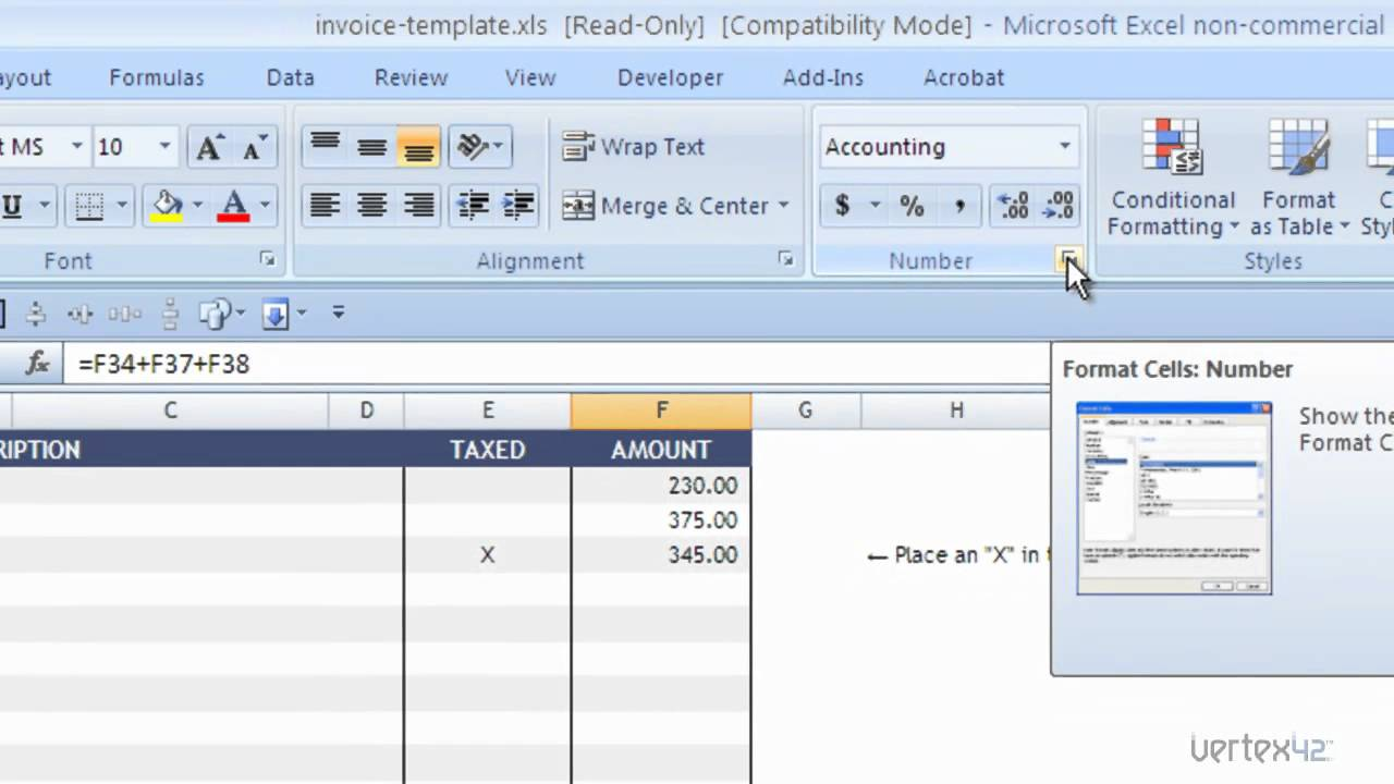 How To Change The Currency Symbol In Excel Youtube