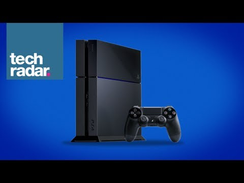 PS4 console revealed: First impressions and analysis