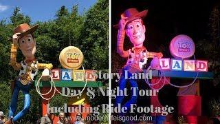 Toy Story Land includes Slinky Dog Dash