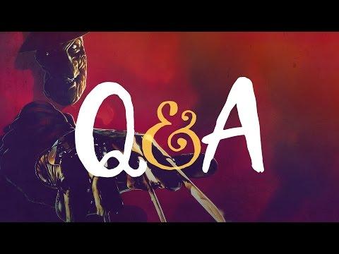 Q&A #4: Dlaczego nie ma już slasherów na kanale?