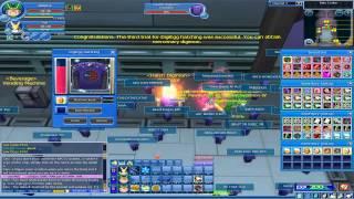 Digimon Masters Online - Shopping for 5/5 Silphymon Jogress!