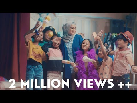 Dato' Sri Siti Nurhaliza - Terang (Official Music Video)